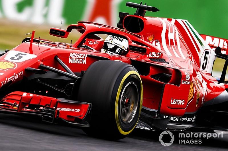 Vettel: Ferrari vem danificando pneus mais que as rivais