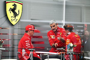 Ferrari not a team in disarray, insists Arrivabene
