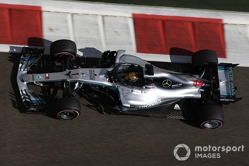 Hamilton recebe autorização da FIA para usar #1 em Abu Dhabi