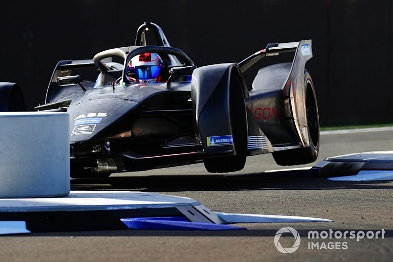 GALERÍA: los nuevos autos Gen2 de Fórmula E en Valencia