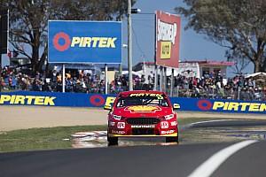 Supercars Bathurst pre-season test