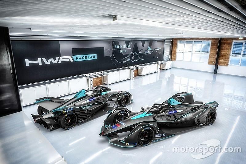 Paffetf será el primer piloto en el debut de HWA en la Fórmula E