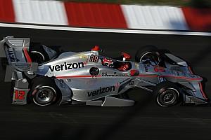 IndyCar Отчет о квалификации Пауэр выиграл квалификацию на овале «Гейтвей»