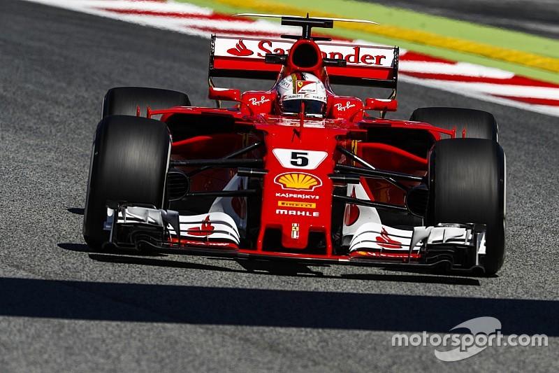 Феттель: Я не почувствовал себя капитаном своей Ferrari