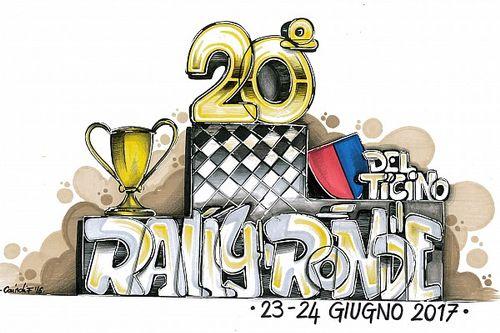 Rally Ronde Ticino: la 20esima edizione scatterà da Chiasso