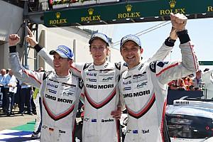 Ле-Ман Важливі новини Екіпаж Porsche #2 «ризикнув усім» заради перемоги у Ле-Мані