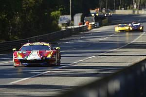 """Le Mans Noticias de última hora Molina: """"Me quedo con las horas de la noche, no con el resultado"""""""