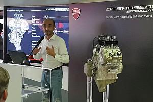 WSBK I più cliccati Fotogallery: la presentazione del motore V4 Desmosedici Stradale