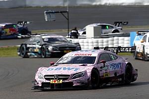 DTM Prove libere Nurburgring, Libere 3: Auer e la Mercedes si confermano in vetta