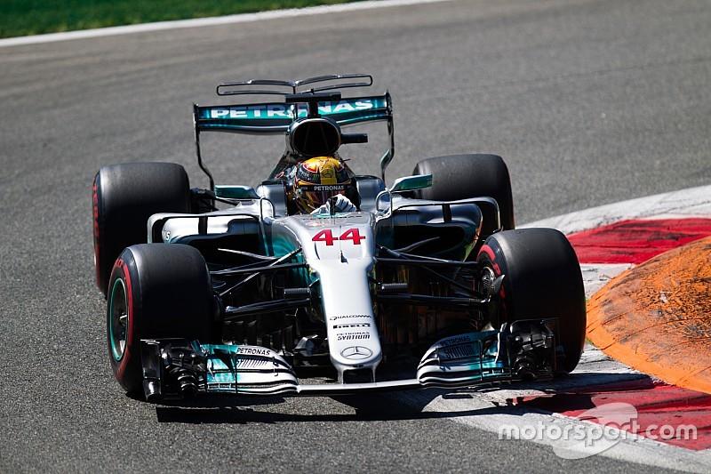 Lewis Hamilton überrascht: Seltener Pirelli-F1-Test vor Singapur
