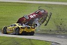 Ferrari Fotogallery Ferrari Challenge: il terribile incidente di Homestead