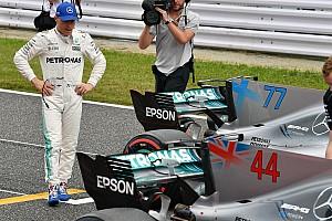 """F1 突发新闻 罗斯伯格:公开谈论问题对博塔斯""""不理想"""""""