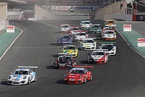 بورشه جي تي 3 الشرق الأوسط تقرير السباق بورشه جي تي 3 الشرق الأوسط: كولين يحرز الفوز بالسباق الأول في دبي