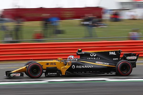 Palmer tendrá el piso nuevo de Renault en Hungría