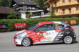 Rallye suisse Résumé de course Rallye du Chablais Junior : Nicolas Lathion fait honneur à Loeb