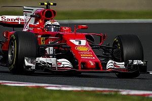 Formula 1 Breaking news Ferrari has potential to win last four races, says Raikkonen