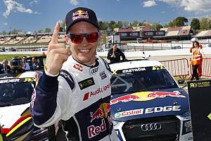 World Rallycross Réactions Ekström envisage