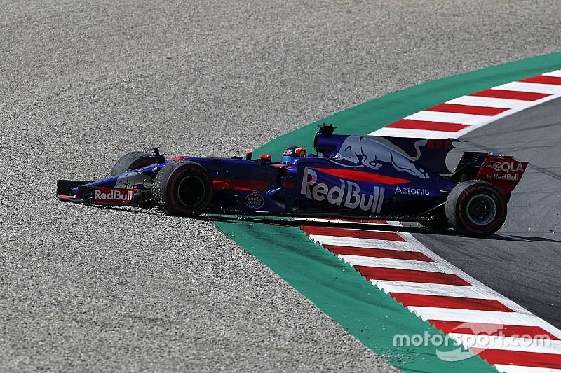 Toro Rosso: Kvyat'ın fren sorunu daha önce görülmedi