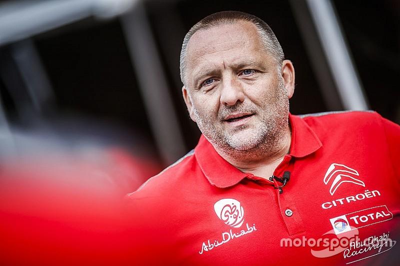 Citroen chief Matton in talks to join FIA as WRC boss