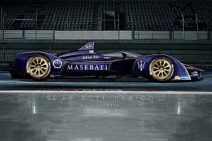 Formula E Rumor Tre opzioni al vaglio per la Maserati in Formula E!