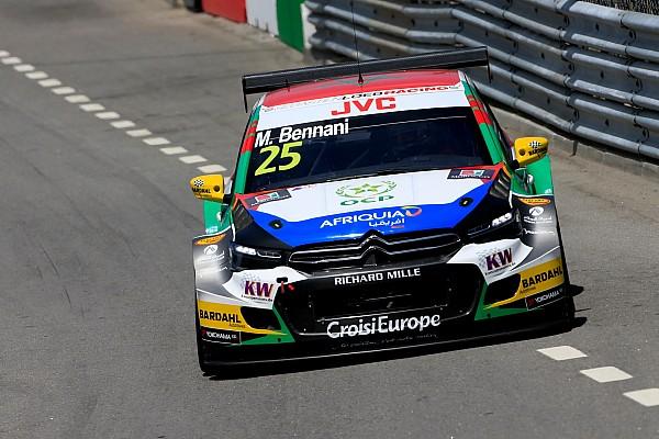 WTCC Portugal WTCC: Bennani wins as Monteiro takes points lead