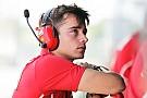 فورمولا 1 بريما: لوكلير ناشئ فيراري يستحق القيادة في الفورمولا واحد