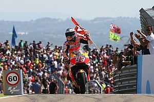 MotoGP I più cliccati Fotogallery: Marquez va in fuga nel GP d'Aragon di MotoGP