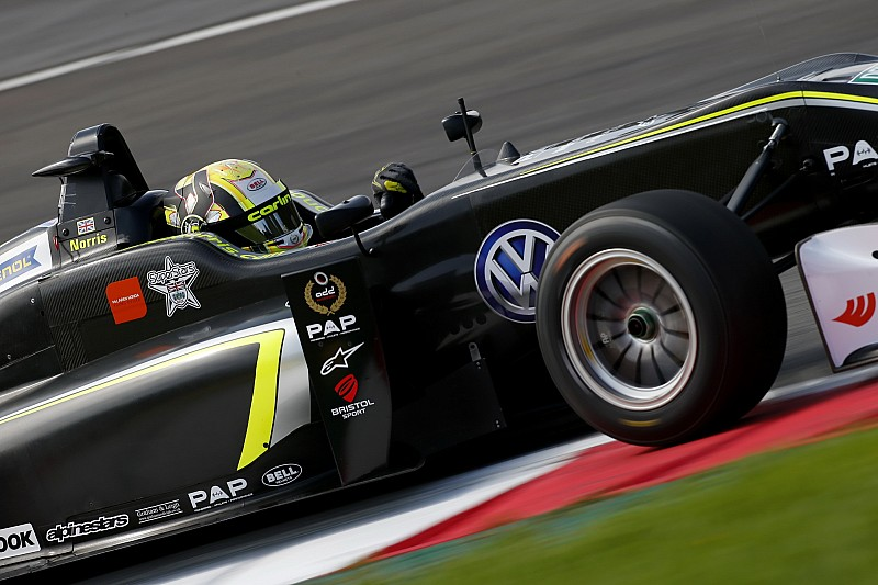 Hockenheim F3: Eriksson wins, Norris crowned champion