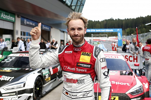 Wittmann gana en Hockenheim y Rene Rast se lleva el título del DTM 2017