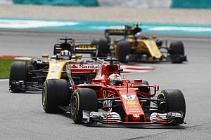 Forma-1 Jelentés a versenyről Elsüllyedt a Renault Malajziában