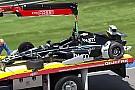 Newgarden sofre acidente em Indianápolis