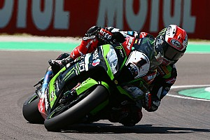WSBK Prove libere Donington, Libere 1: Kawasaki davanti ma Ducati non è lontana