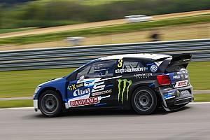 World Rallycross Résumé de course Kristoffersson vainqueur, podium pour Loeb