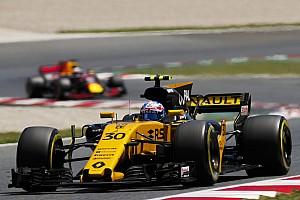 Formula 1 Breaking news Renault tetap