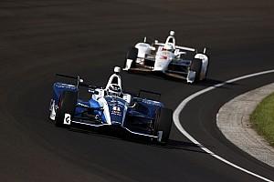 IndyCar Reporte de prácticas Chilton lidera el último entrenamiento antes de la Indy 500
