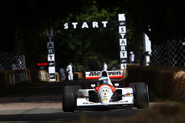 Foto's vrijdag: Hoogtepunten Goodwood Festival of Speed