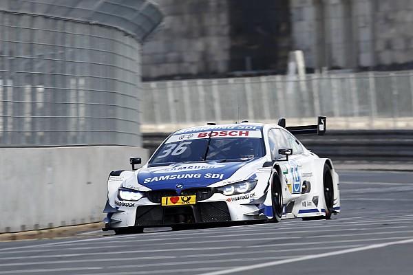 Norisring DTM: Martin beats Rast to pole by 0.005s