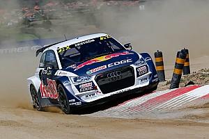 Rallycross-WM Rennbericht Rallycross-WM in Portugal: Mattias Ekström holt 2. WRX-Saisonsieg 2017
