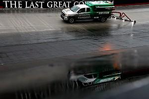 NASCAR Cup News Dauerregen in Bristol: NASCAR-Rennen auf Montag verschoben