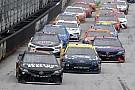 NASCAR Cup La sanción en pits arruinó las esperanzas de Truex Jr