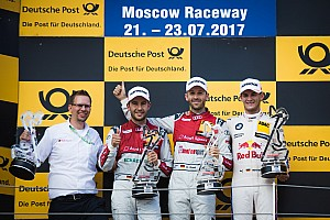 DTM News DTM 2017: Gesamtwertung nach dem 10. von 18 DTM-Saisonrennen