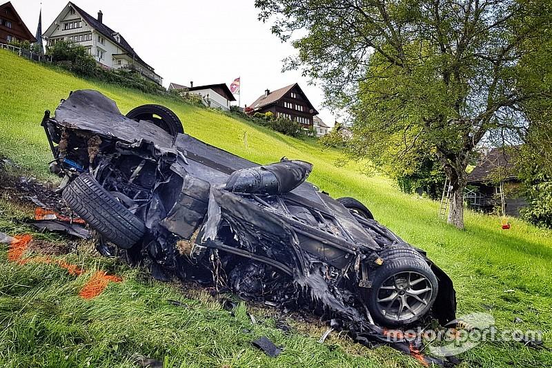 Швейцарські організатори оштрафовані за аварію Хаммонда