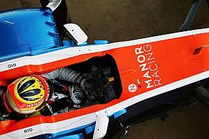 Formula 1 Nostalgia Retro: Rio Haryanto tes mobil F1 2016, Indonesia jadi sorotan dunia