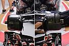 Технический брифинг: асимметричные тормоза Toro Rosso STR11