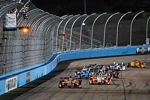IndyCar Важливі новини У Фініксі не буде змін аеродинаміки IndyCar
