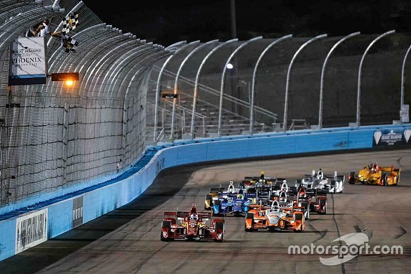 У Фініксі не буде змін аеродинаміки IndyCar