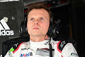 WEC Breaking news Lieb dropped from Porsche LMP1 line-up for 2017