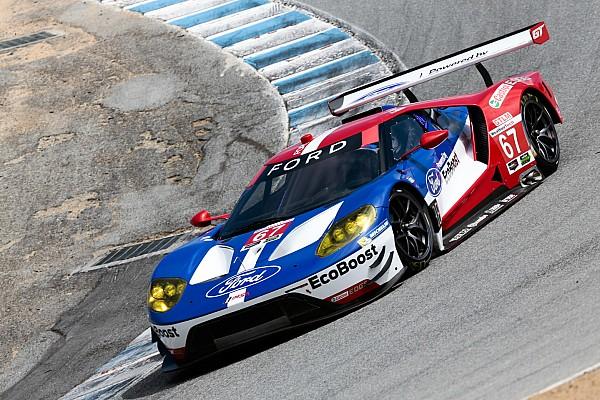 К Ford GT пришла первая победа