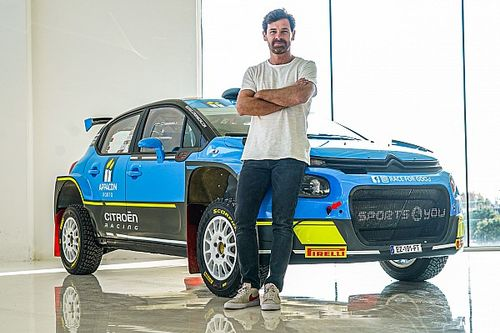 Eks Pelatih Chelsea Akan Debut di WRC