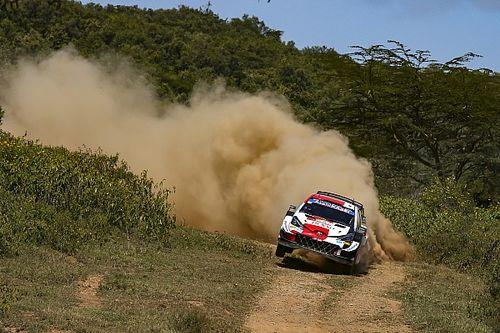 WRC, Rally Safari, PS4: Rovanpera risponde a Neuville